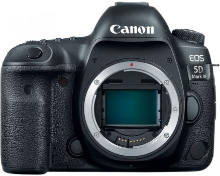 Canon EOS 5D Mark IV Body (черный)