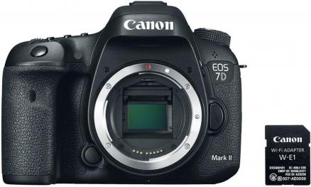 Canon EOS 7D Mark II Body W-E1 Wi-Fi Adapter (черный)