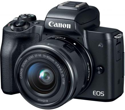 Canon EOS M50 15-45 IS STM (черный)