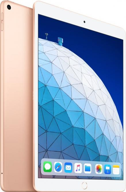 Apple iPad Air 64Gb Wi-Fi + Cellular 2019 (золотой)