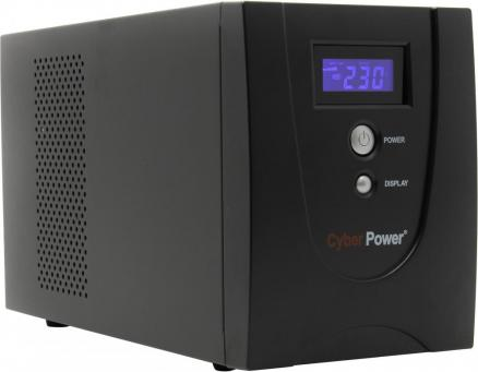 CyberPower VALUE 1500ELCD (черный)