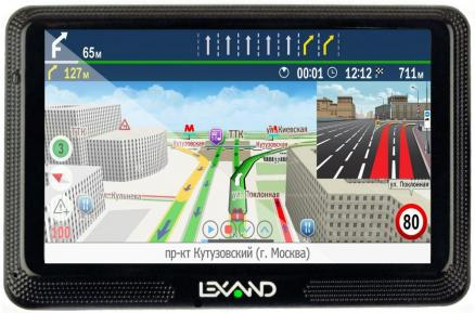 Lexand CD5 HD Click&Drive Прогород