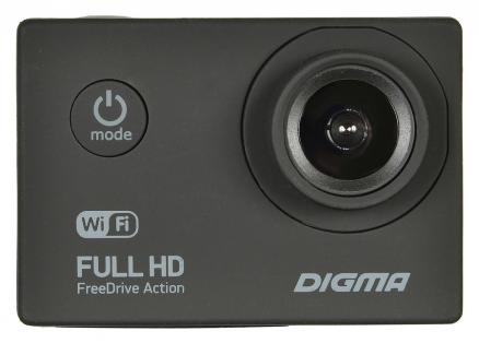 Digma FreeDrive Action Full HD WiFi (черный)