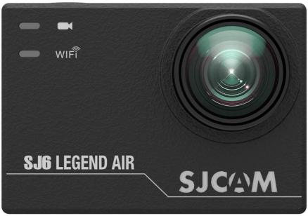 SJCAM SJ6 Legend Air (черный)