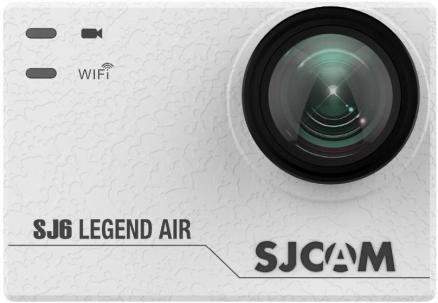SJCAM SJ6 Legend Air (белый)