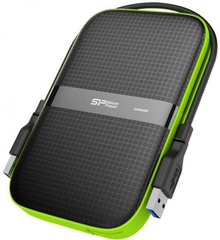 Silicon Power Armor A60 SP050TBPHDA60S3K 5TB (черный)