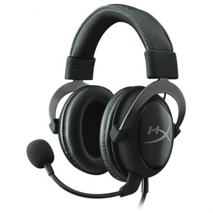 Игровые наушники HyperX (Cloud II Gun Metal (KHX-HSCP-GM))
