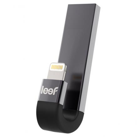 Флеш-диск для Apple Leef (iBridge3 32 Гб, чёрный (LIB3CAKK032R1))