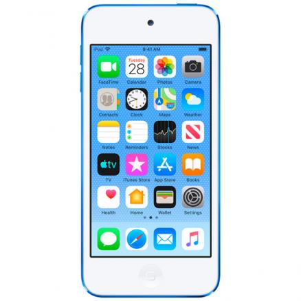 Плеер MP3 Apple (iPod Touch 128Gb Blue (MVJ32RU/A))