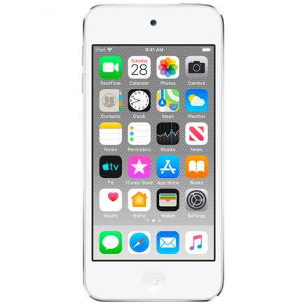 Плеер MP3 Apple (iPod Touch 32Gb Silver (MVHV2RU/A))