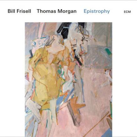 Виниловая пластинка ECM (Bill Frisell / Thomas Morgan:Epistrophy)