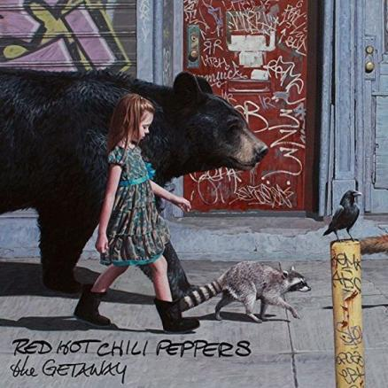 Виниловая пластинка Warner Music (Red Hot Chili Peppers:The Getaway)