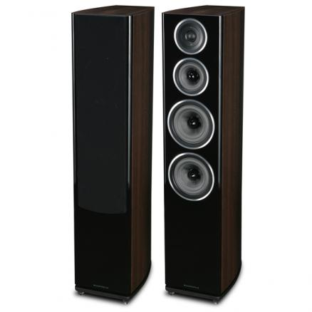 Напольные колонки Wharfedale (Diamond 11.4 Walnut Pearl)