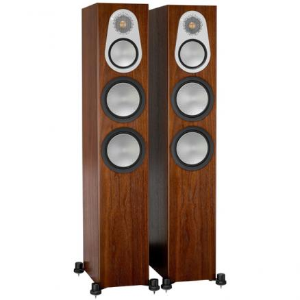 Напольные колонки Monitor Audio (Silver 300 Walnut)