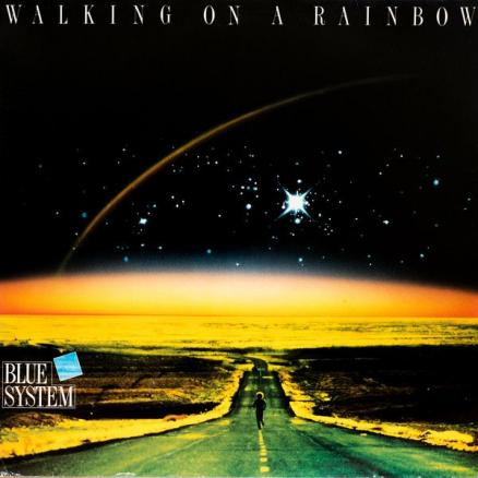 Виниловая пластинка Sony Music (Blue System:Walking On A Rainbow)