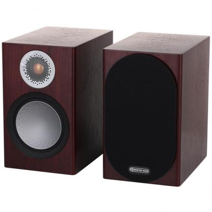 Полочные колонки Monitor Audio (Silver 50 Walnut)