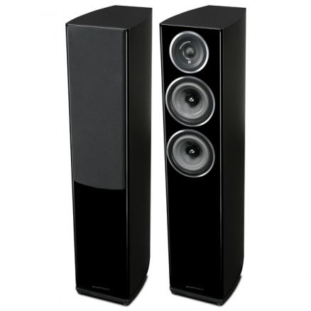 Напольные колонки Wharfedale (Diamond 11.3 Black Wood)