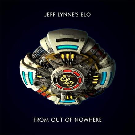 Виниловая пластинка Warner Music (Jeff Lynne's ELO:From Out Of Nowhere/Black Vinyl)