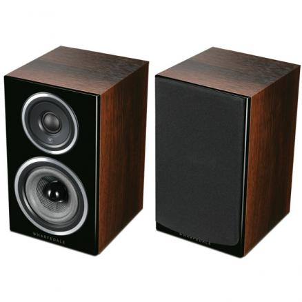 Полочные колонки Wharfedale (Diamond 11.0 Walnut Pearl)
