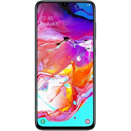 Смартфон Samsung (Galaxy A70 (2019) 128Gb Black (SM-A705FN))