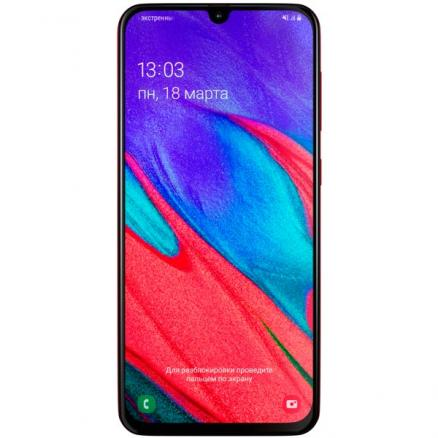 Смартфон Samsung (Galaxy A40 (2019) 64 Gb Red (SM-A405FM))