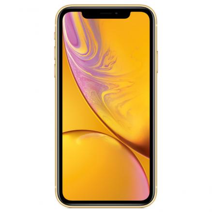 Смартфон Apple (iPhone XR 64GB Yellow (MRY72RU/A))