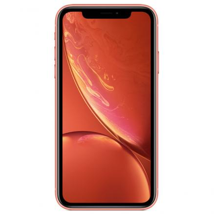 Смартфон Apple (iPhone XR 256GB Coral (MRYP2RU/A))