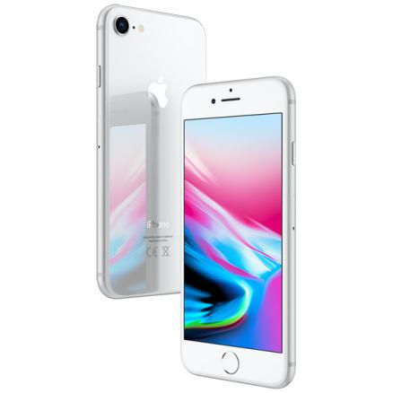 Смартфон Apple (iPhone 8 256GB Silver (MQ7D2RU/A))