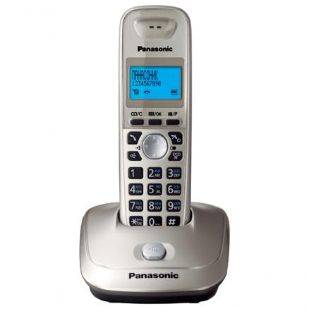Телефон DECT Panasonic (KX-TG2511RUN)