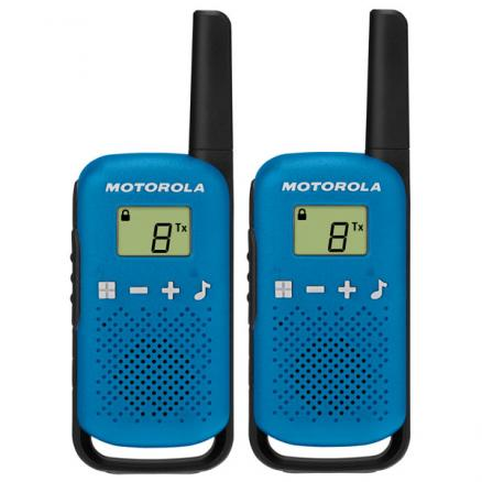 Рация Motorola (Talkabout T42 Blue/Black (2 штуки))
