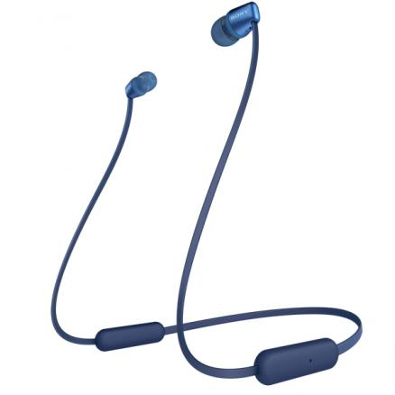 Наушники Bluetooth Sony (WI-C310 Blue)