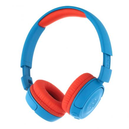 Наушники Bluetooth JBL (JR300 BT Blue (JBLJR300BTUNO))