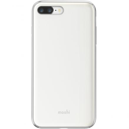 Чехол для iPhone Moshi (iGlaze для iPhone 7 Plus/8 Plus Sahara Beige)