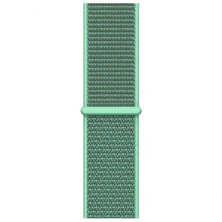 Ремешок Apple (40mm Spearmint Sport Loop)