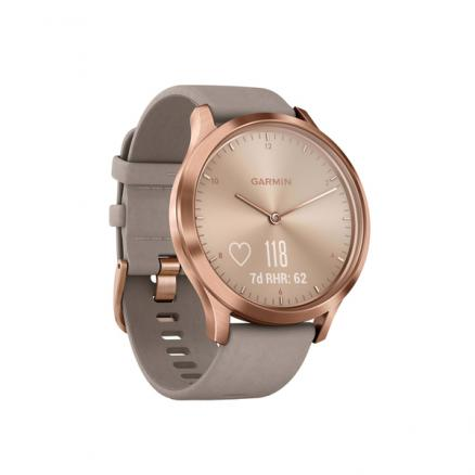 Спортивные часы Garmin (Vivomove HR Premium Rose Gold)