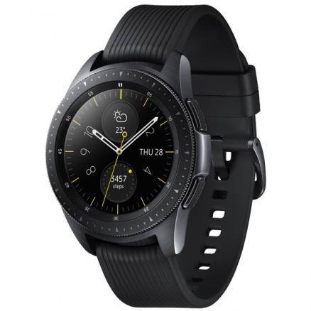 Смарт-часы Samsung (Galaxy Watch 42mm Black)