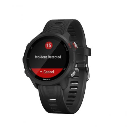 Спортивные часы Garmin (Forerunner 245 Music GPS Black/Red)