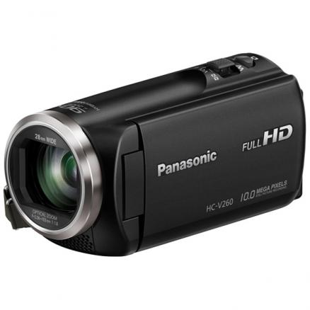 Видеокамера Full HD Panasonic (HC-V260 Black)