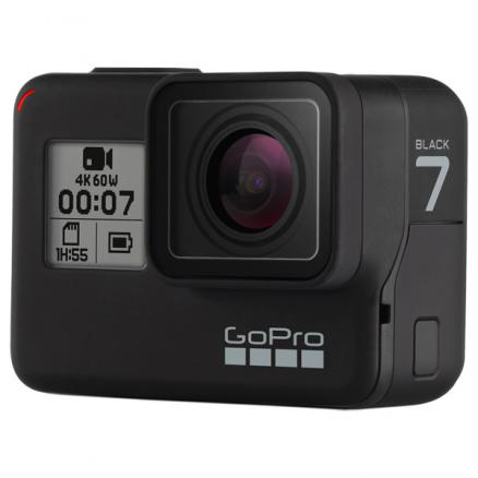 Видеокамера экшн GoPro (HERO7 Black Edition)