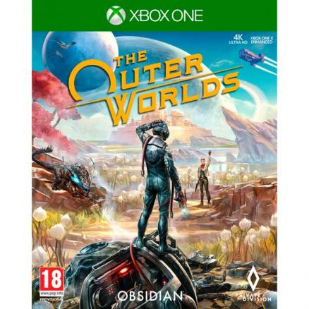 Xbox One игра Take-Two The Outer Worlds Take Two