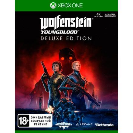 Xbox One игра Bethesda (Wolfenstein: Youngblood. Deluxe Edition)
