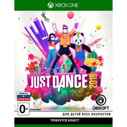 Xbox One игра Ubisoft (Just Dance 2019)