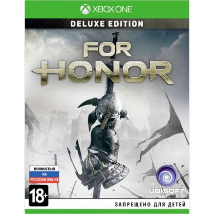 Видеоигра для Xbox One . (For Honor Deluxe Edition)
