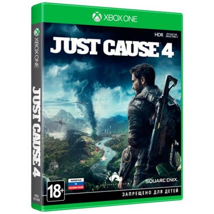 Xbox One игра Square Enix (Just Cause 4)
