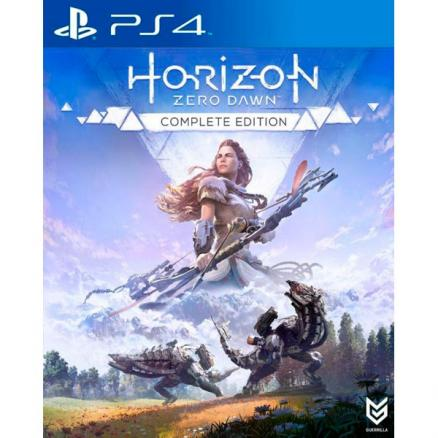 PS4 игра Sony (Horizon Zero Dawn Complete Edition)