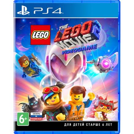 PS4 игра WB (LEGO Movie 2 Videogame)