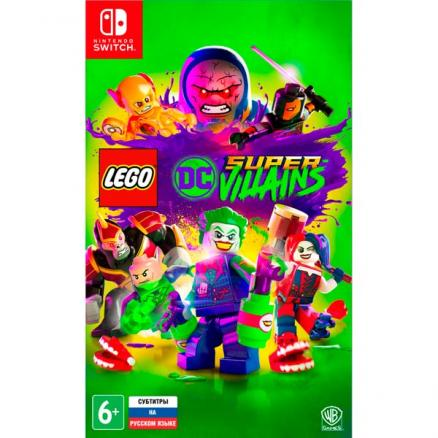 Видеоигра для Nintendo (Switch Nintendo LEGO DC Super-Villains)