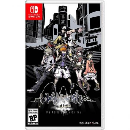 Switch игра Nintendo The World Ends with You
