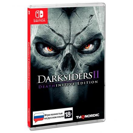 Nintendo Switch игра THQ Nordic (Darksiders II Deathinitive Edition)