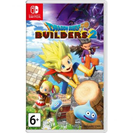 Switch игра Nintendo Dragon Quest Builders 2